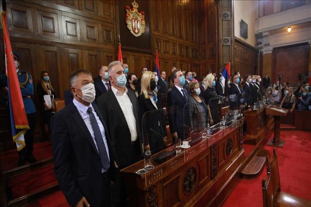 Serbi, formohet qeveria e re