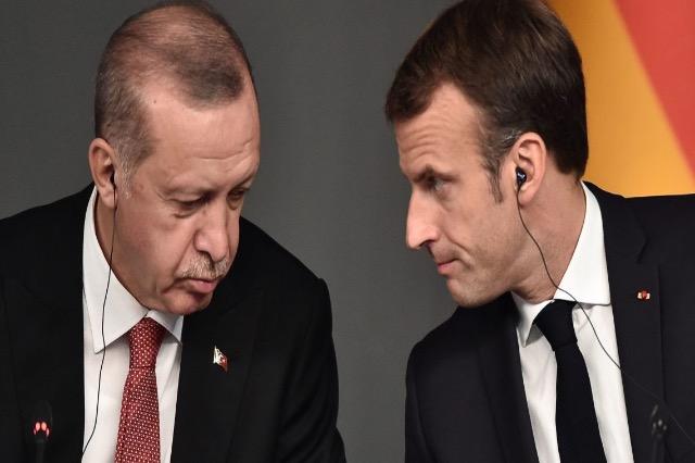 Nuk tërhiqet Erdogan: Macron të shkojë e të vizitohet te psikiatri!