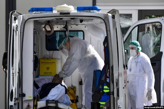 Maqedonia e Veriut regjistron 26 viktima dhe 978 të infektuar me koronavirus