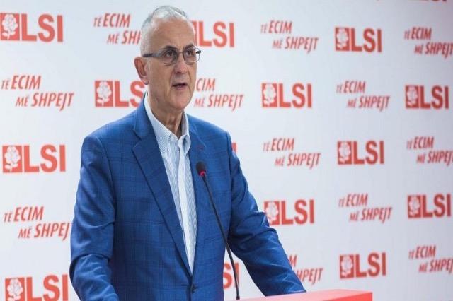 Nënkryetari i LSI-së Petrit Vasili infektohet me COVID