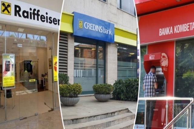 Kreditimi bankar/ Tirana zuri 62.2 %, të portofolit të huasë në 3 mujorin tretë të këtij viti