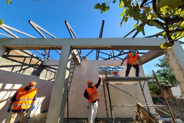 PD : Qeveria ka dështuar në mënyrë spektakolare me rindërtimin
