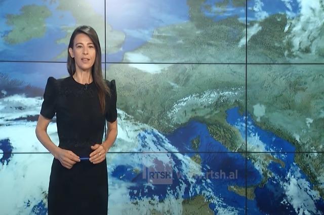 E Hënë 9 Nëntor 2020 , moti në Shqipëri dhe Kosovë