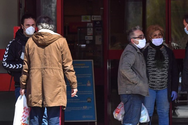 Rriten infektimet në Kosovë, Maqedoninë e Veriut e Greqi