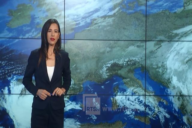 E Diel 8 Nëntor 2020 , moti në Shqipëri dhe Kosovë