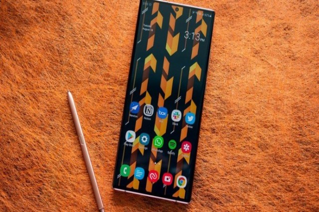 Samsung po i jep fund linjës Galaxy Note