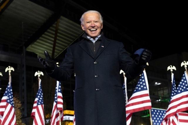 """Biden mban fjalimin e fitores: """"Është koha të bashkohemi"""""""