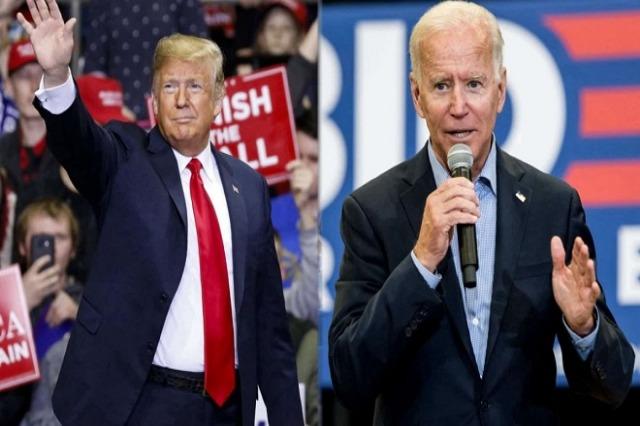 Trump, Biden, apeli i fundit ndaj votuesve