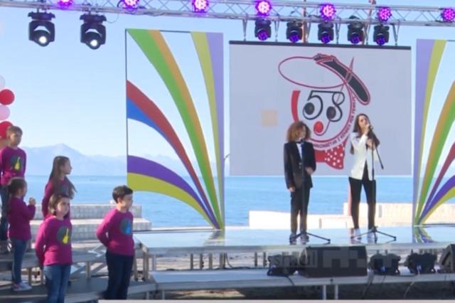 Shkodër, mbahet në mjedis të hapur Festivali Mbarëkombëtar i Këngës për Fëmijë