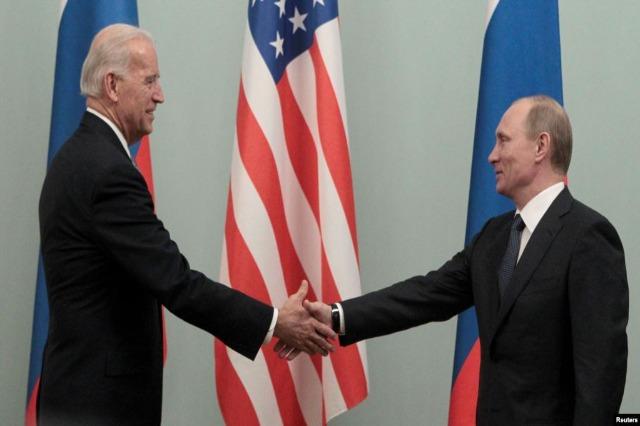 Joe Biden dhe marrëdhëniet SHBA-Rusi