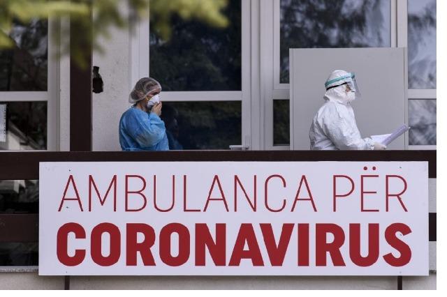 COVID-19/ Kosovë, në 24 orët e fundit 13 viktima