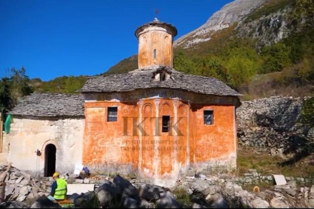 Nis puna për restaurimin e kishës së Shën Ilias, objekt kulti 400 vjeçar