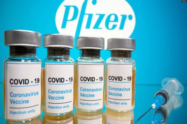 Kompania Pfizer njofton sukses me vaksinën për koronavirusin