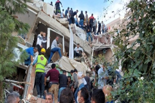 Bilanci i ri nga tërmeti në Turqi, 60 viktima dhe mbi 900 të plagosur