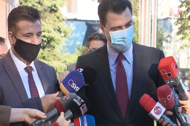Bahtiri vlerëson kontributin e Liderit demokrat për Kosovën: Shpifje sulmet ndaj Bashës