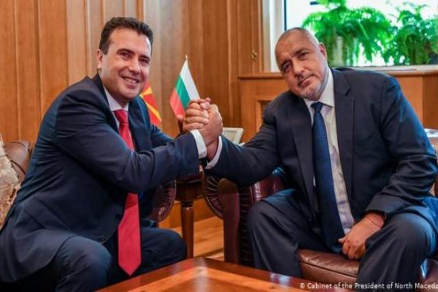 Bisedë telefonike ZAEV- BORISOV për gjetjen e zgjidhjeve për çështjet e hapura bilaterale