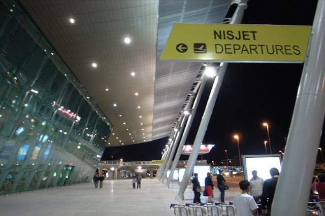 """Aeroporti Ndërkombëtar """"Nënë Tereza"""", 17 fluturime të konfirmuara për sot , 9 nentor"""