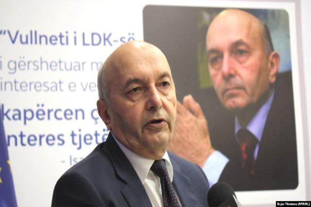 Kryetari i LDK, Mustafa