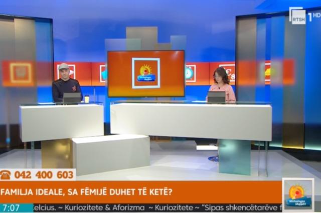 """Çfarë  ndoqet sot tek """"Mirëmëngjes  Shqipëri"""" në RTSH 1 ( 9 Nentor) ?"""