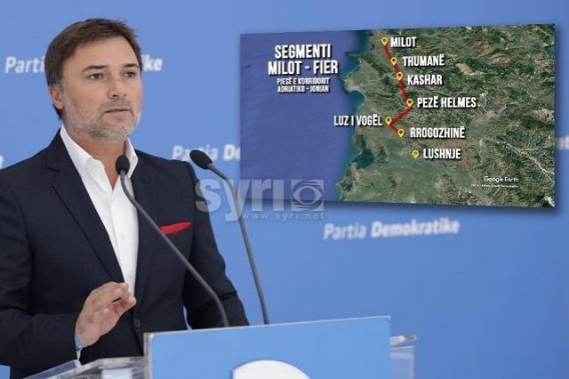Koncesioni Milot-Fier, PD: Provohet denoncimi i opozitës, ofertues vetëm një kompani