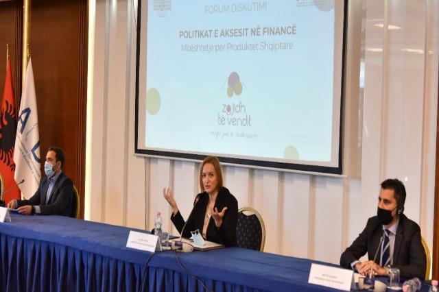 """""""Aksesi në Financë"""", Denaj: Më shumë mundësi për kreditimin me skemat e garancive dhe granteve"""