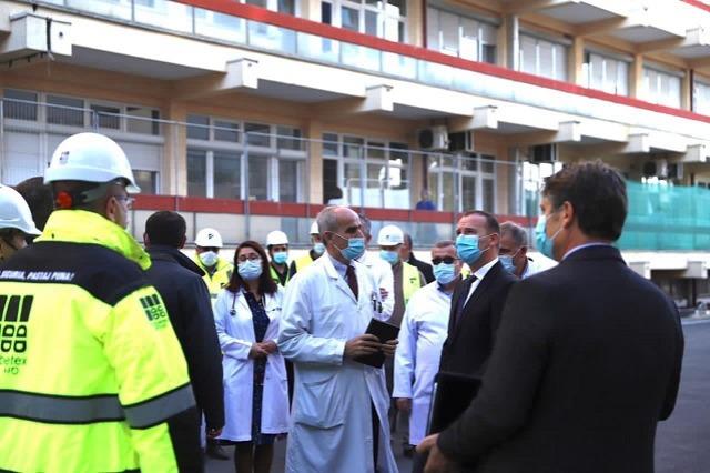 Kosovë, spital i ri për fëmijët