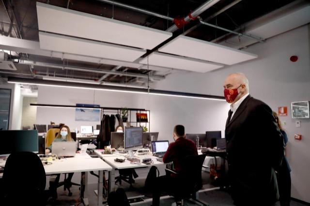 """Kompania """"Lufthansa"""" angazhohet të zgjerojë investimet e saj në Shqipëri"""