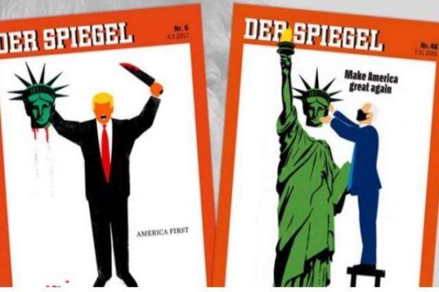 """Gjermanja """"Der Spiegel"""" provokon Trump: Biden, bëj Amerikën përsëri të shkëlqyer"""