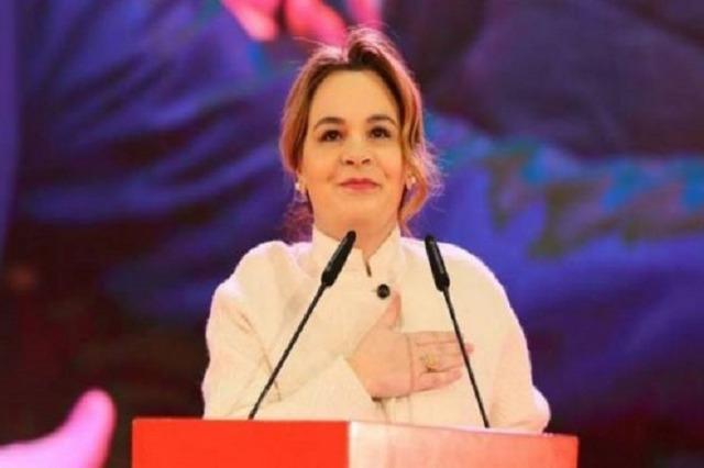 Monika Kryemadhi rizgjidhet kryetare e LSI-së
