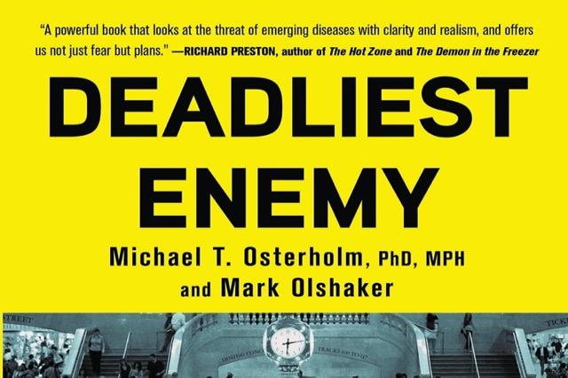 """Deadliest Enemy"" libri që parashikoi pandeminë"
