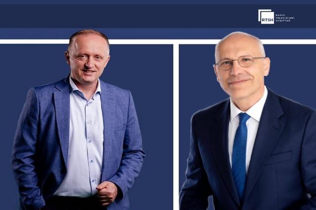 """Sot në """"Përballë"""" ambasadori gjerman Peter Zingraf. RTSH 1. Ora 22:00"""