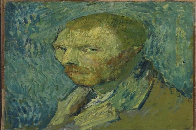 Portreti i dyshimtë i mjeshtrit VAN GOG