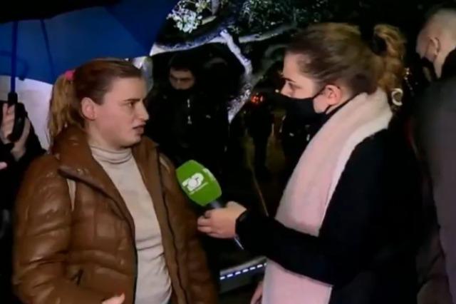 Tha se ishte e motra e Klodian Rashës, gazetarja: Vajza mashtroi