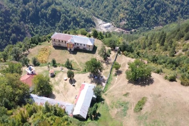 Bashkia kërkon investim për manastirin e Shën Marenës