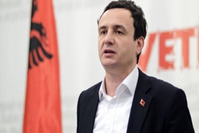 Zyrtare: Albin Kurti nuk kandidon dot në zgjedhjet e 14 shkurtit