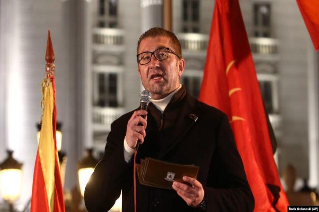 VMRO-ja paralajmëron se mund të mos e njoh regjistrimin e popullsisë