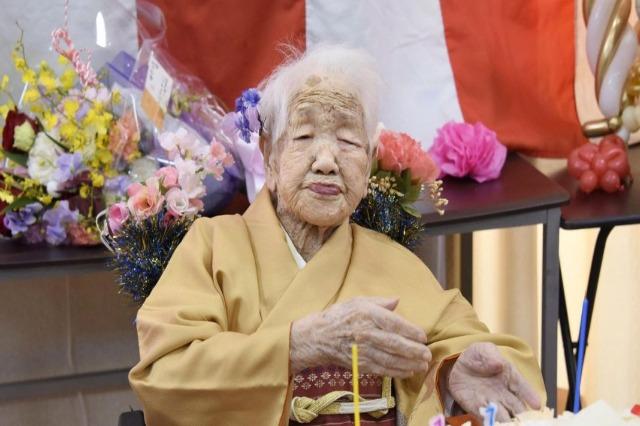 Gruaja më e vjetër në botë mbush 118 vjeç