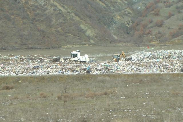 Pusteci, e vetmja bashki që nuk i çon mbetjet në landfill