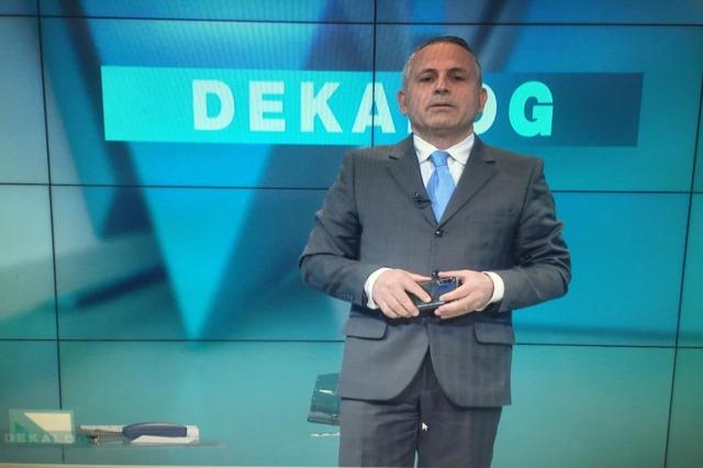 Sonte në emisionin 'Dekalog' në RTSH 24: Aksionet e Forumit Rinor të PD