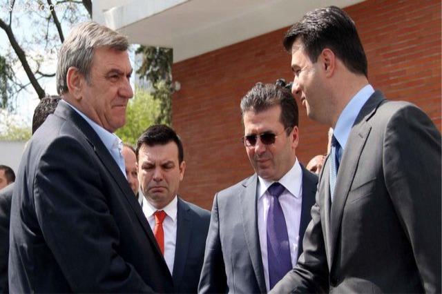 Listë e përbashkët me PD, kreu i PAA, Duka, arrin marrëveshjen me Bashën
