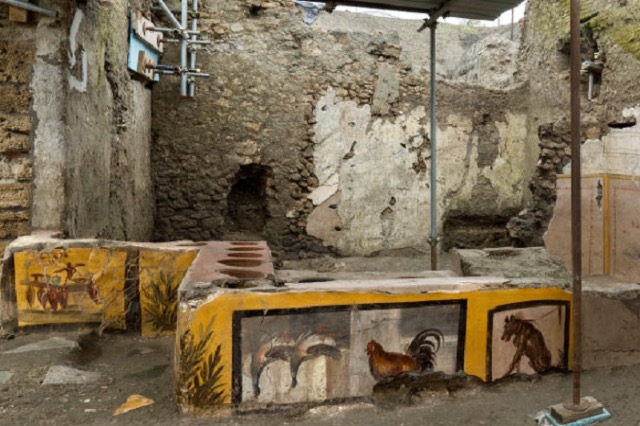 Pompei tregon thesaret/ Dekada zbulime arkeologjike hapen për publikun