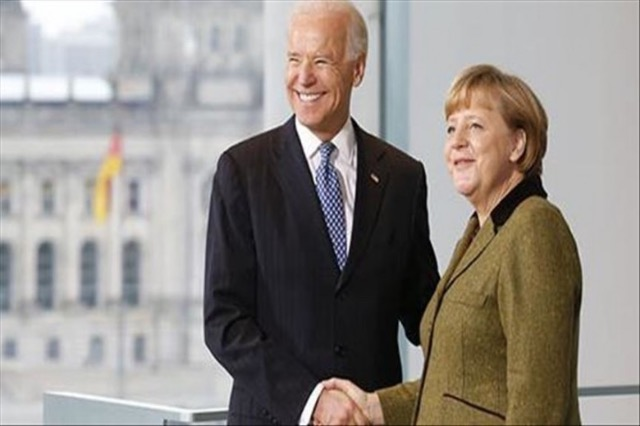 Merkel, pres me padurim hapjen e një kapitulli të ri me Biden