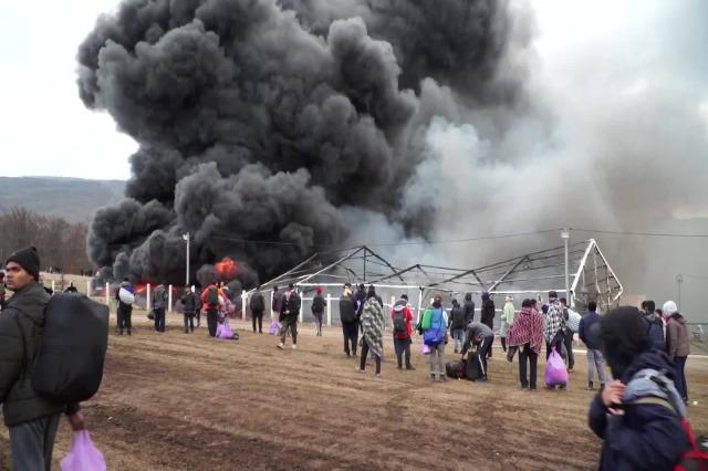 Thirrje Bosnjes për t'iu siguruar strehim migrantëve