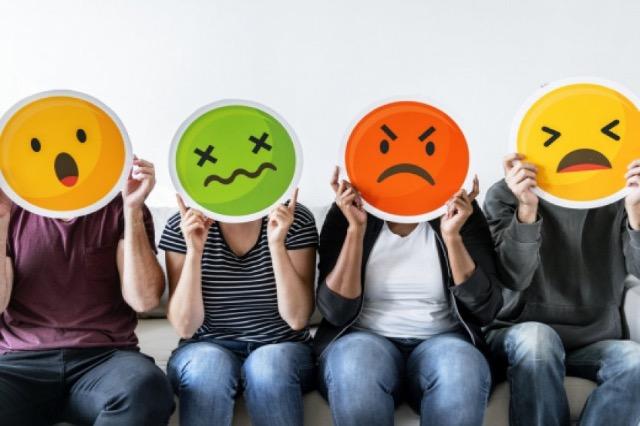 Emocionet qenkan ngjitëse, ashtu si gripi