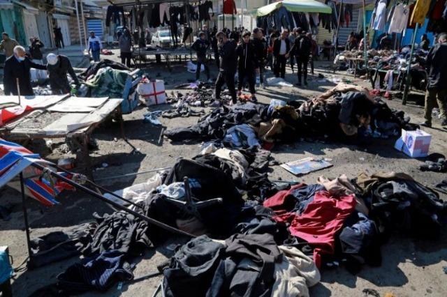 IS merr përsipër sulmin në Bagdad