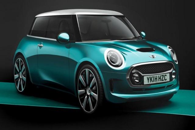 """""""Mini"""" i ri vjen më 2023 me dizajn ndryshe"""