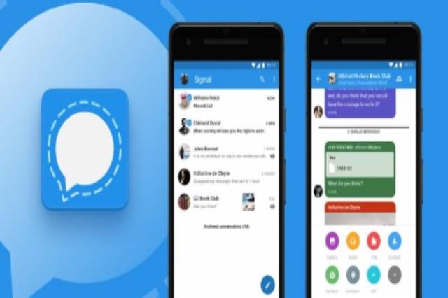 Njihuni me aplikacionin që është kthyer në hit dhe po sfidon WhatsApp