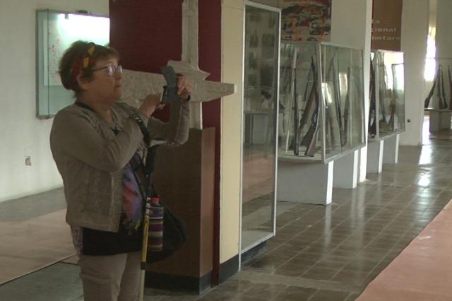 Gjirokastër, 3000 turistë vizitojnë muzeun e armëve
