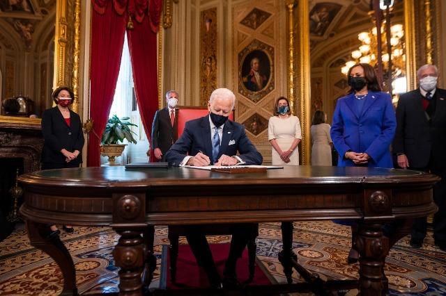 Sfidat që e presin Presidentin Biden