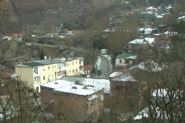 Njësia administrative Gorë, vështirësitë e stinës së dimrit